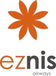 Eznis Airways (Изинис Эйрвэйз)