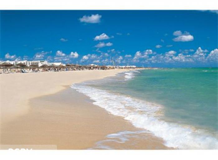 джерба остров фото пляжей