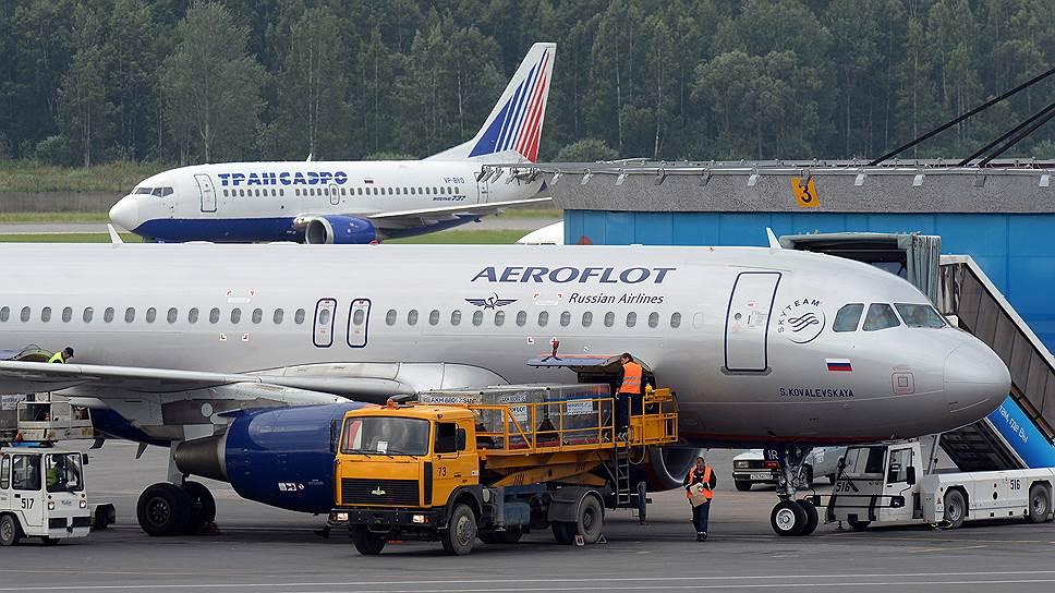 Старые самолеты транс аэро
